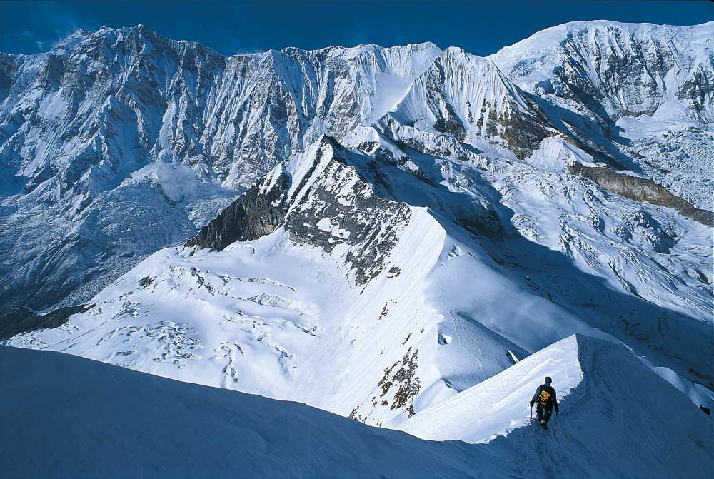 expédition himalayenne