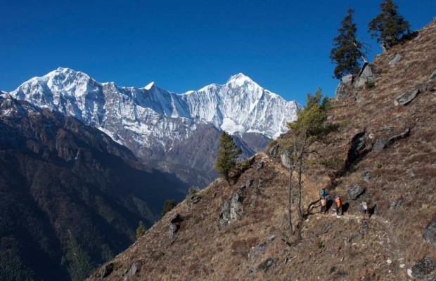 L'Annapurna II comme vous ne l'avez jamais vu.