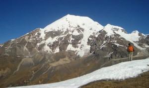"""Le Kanguru, le """"Maitre des Montagnes"""", la montagne emblématique de Naar."""