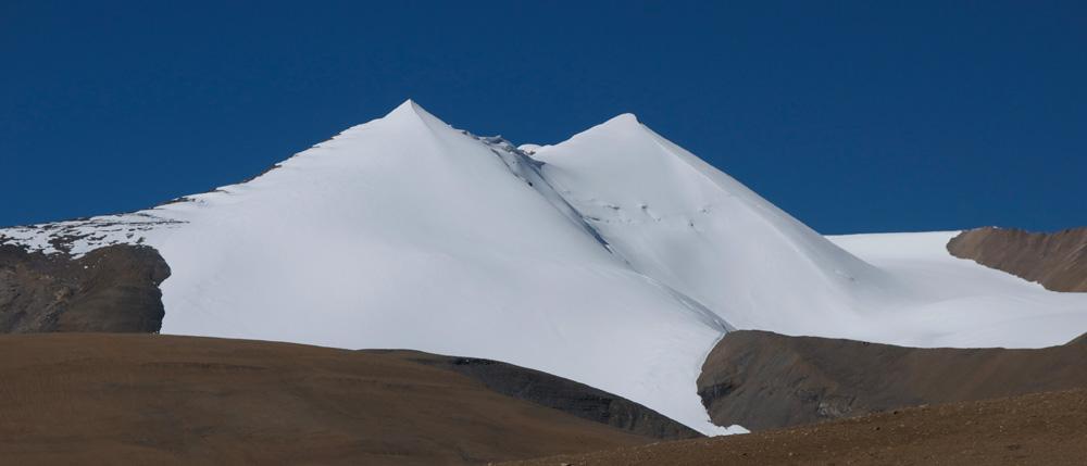 Les vrais sommets du Bhrikuti versant Damodar Kunda, Un peu des Dômes de Miage himalayen ?