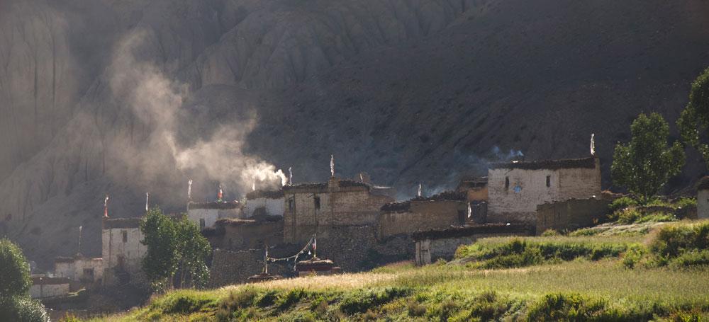Dhye, un village à découvrir de toute urgence...