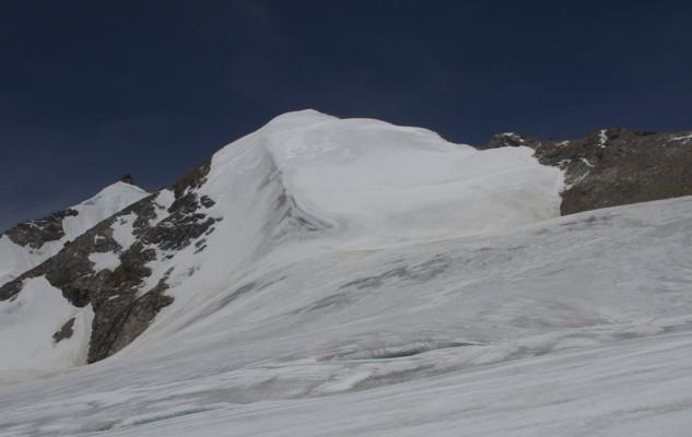 Un sommet sans nom, que nous avons baptisé Dhane Himal...