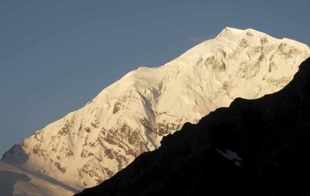 Juste en face, une très belle montagne. Peut être un prochain projet !!!