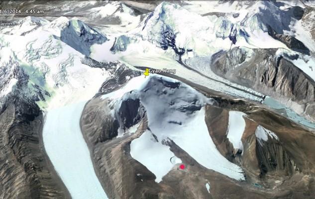 merci Google Earth... pour cette belle vue aérienne !