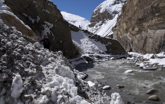 Et partout des avalanches...