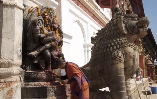 Et Bhaktapur reste un lieu incroyable. Une belle fin d'expé avec un zeste de culture.