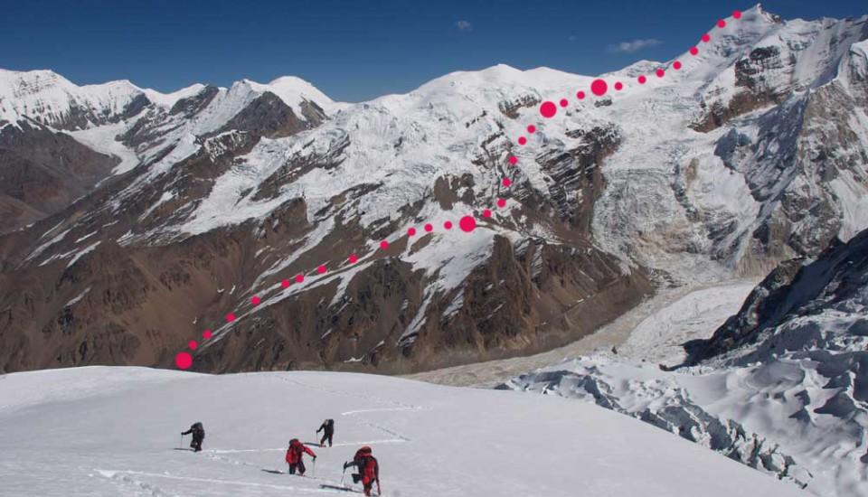 traversée népal great himal