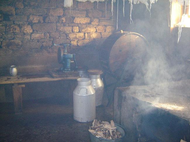 La spécialité du Langtang, le fromage !