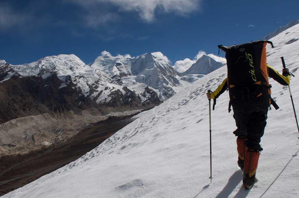Un clin d'oeil à Gilles et à CILAO, compagnon régulier de nos aventure himalayennes