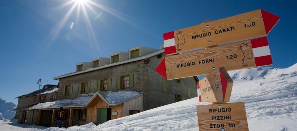 Le premier refuge de notre itinérance en Sud Tyrol.