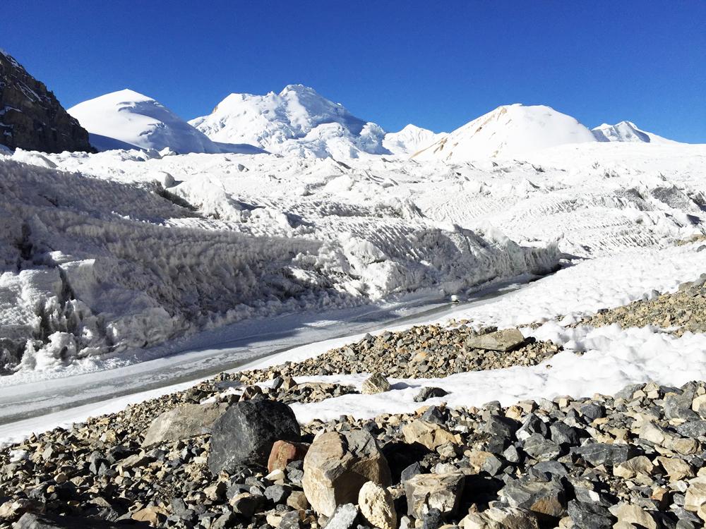Une belle ambiance montagne...