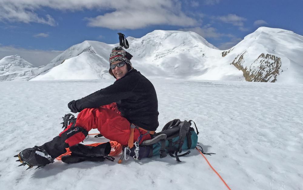 Au sommet du Futi Himal...