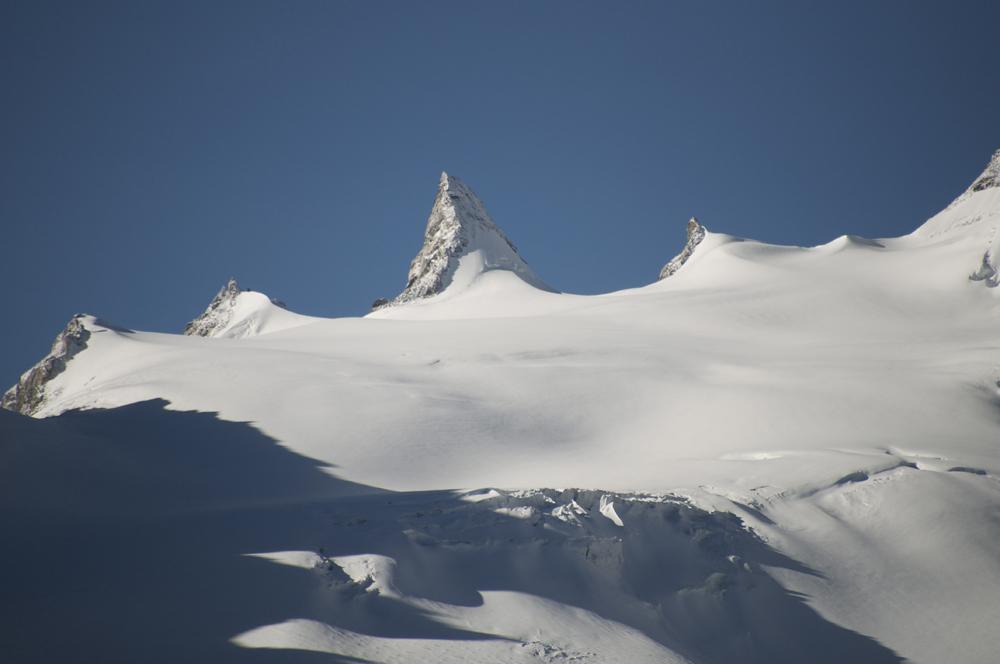 """""""La montagne, c'est pointu..."""""""