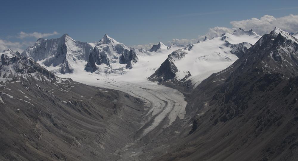 Le Nying Glacier !