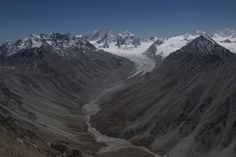 La haute vallée de Nying. Paradis de l'alpinisme dans le district de Humla !
