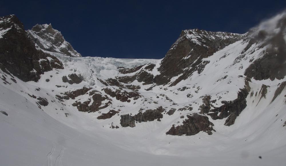 La Haute vallée de la Valpelline.