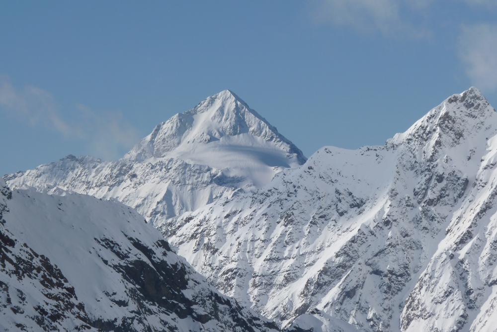 Une des plus belles montagnes de la Valpelline.