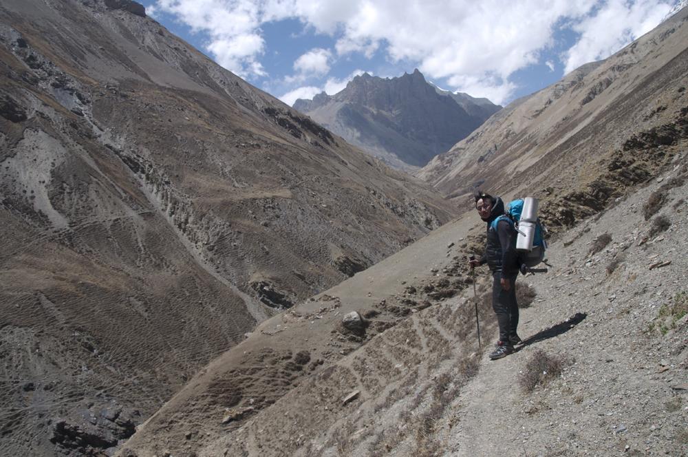 Bishal… La rivière s'approche, y aura-t-il un pont ?