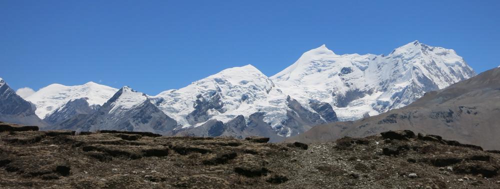 Avec une dernière vision de notre montagne.
