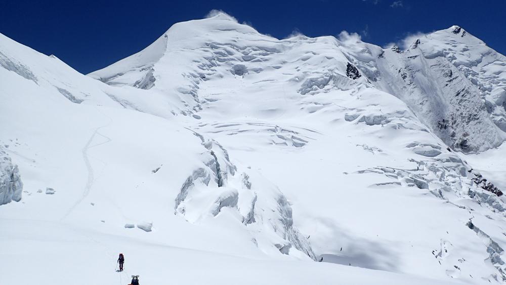 En route vers l'Himlung Himal