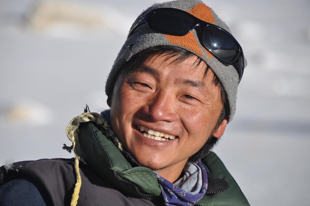 Bishal, compagnon de toutes mes aventures himalayennes depuis le premier Himlung en 2000 ! Et maintenant Tulo Sardar !