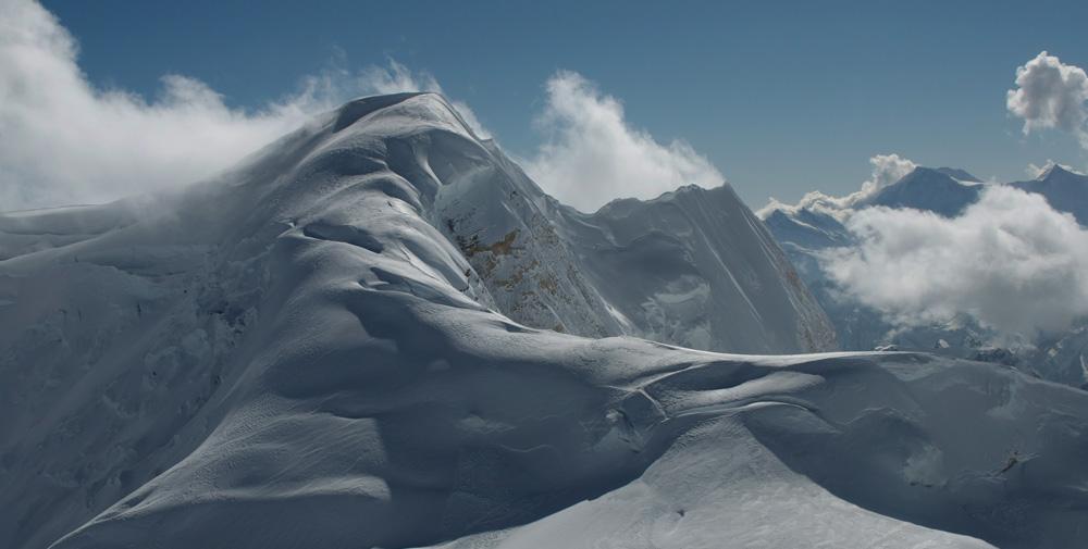 Et bien-sûr le sommet du Panbari.