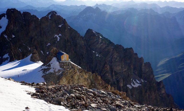alpinisme dans les Écrins