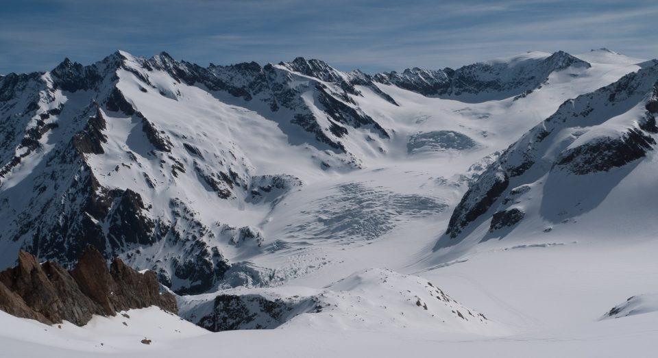 De grands espaces glaciaires. By Philippe_Tomroc