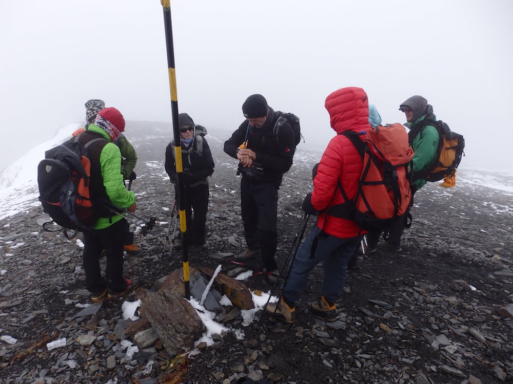 Une ballade au sommet du mont Blanc ? Ou plutôt à 4810 m...