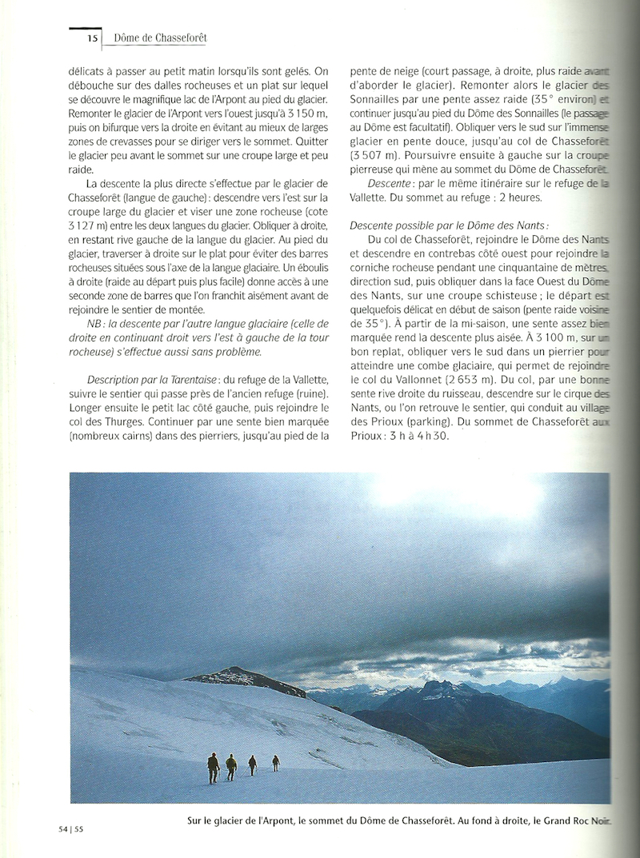 Les Dômes de la Vanoise