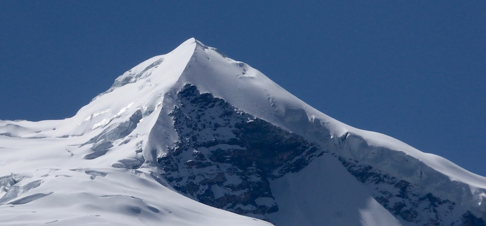 Nemju Himal, depuis Phu