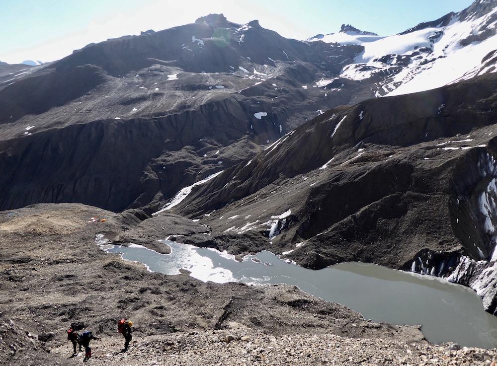Du Teri La au Yakawakang Pass