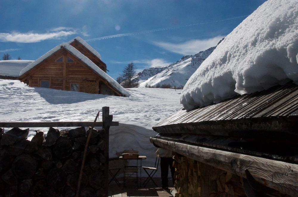 ski de randonnée à noël et nouvel an