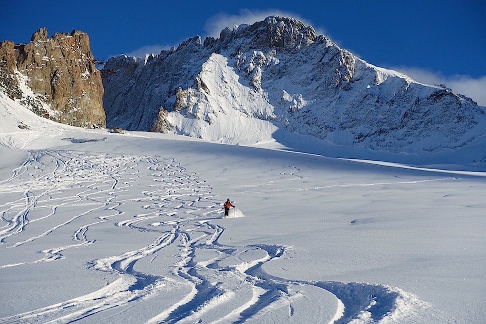 ski hors piste et randonnée La Grave