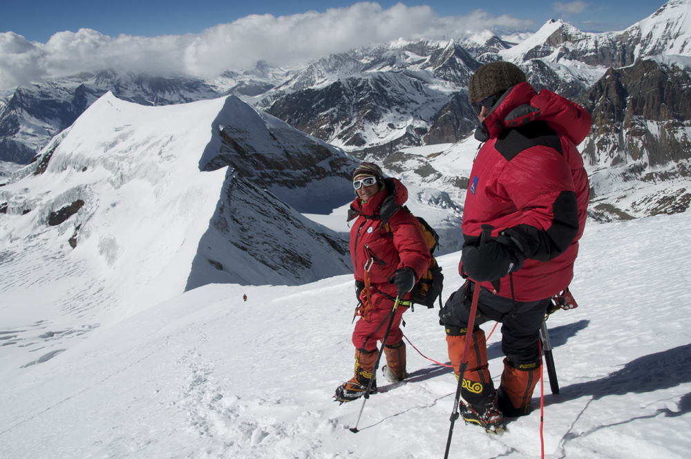 himlung himal expedition 2018