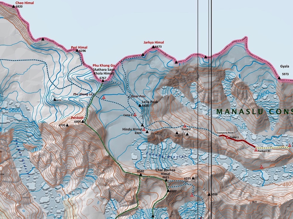 himlung map