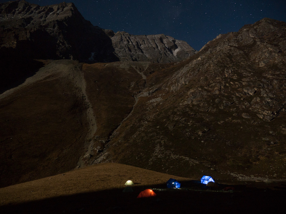 trek mugu to dolpo