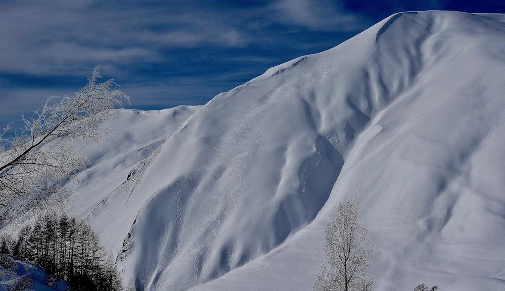 perfectionnement au ski de randonnée