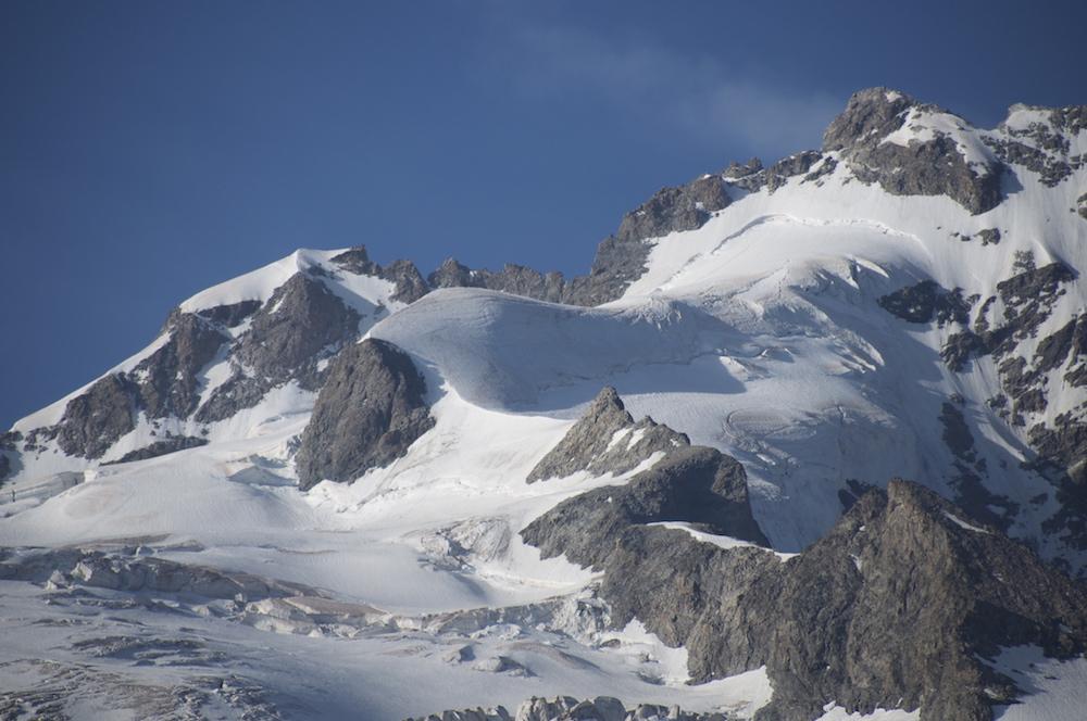 alpinisme dans le Écrins