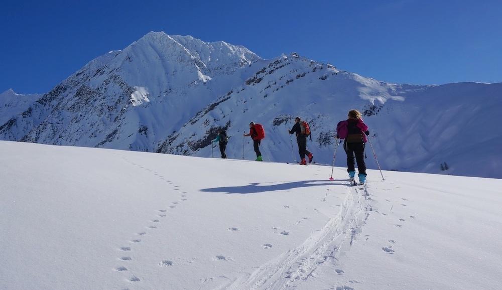 ski d randonnée