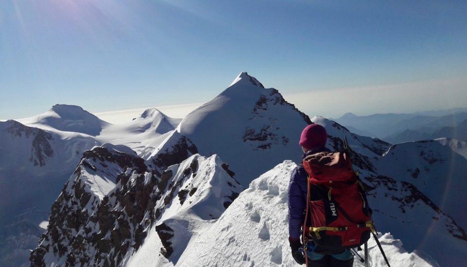 faire ensemble en alpinisme