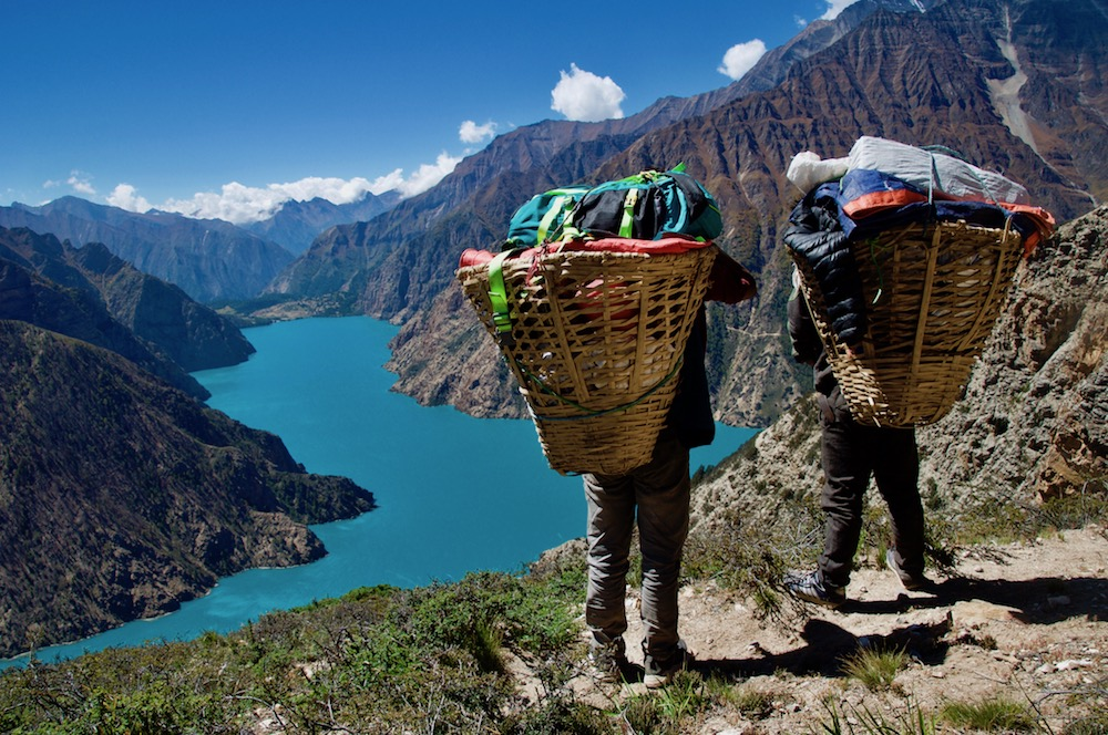 mes expéditions en himalaya 2020