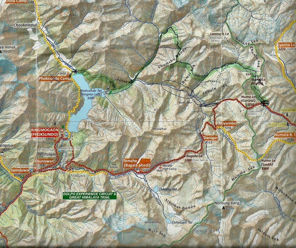 Schaller Trail