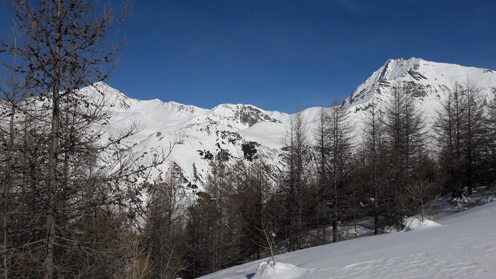 ski d randonnée au Pays de la Meije