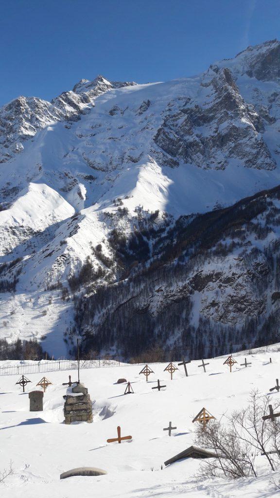 ski de rando La Grave