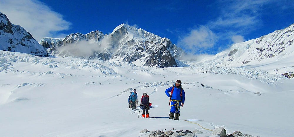 expedition himalayenne