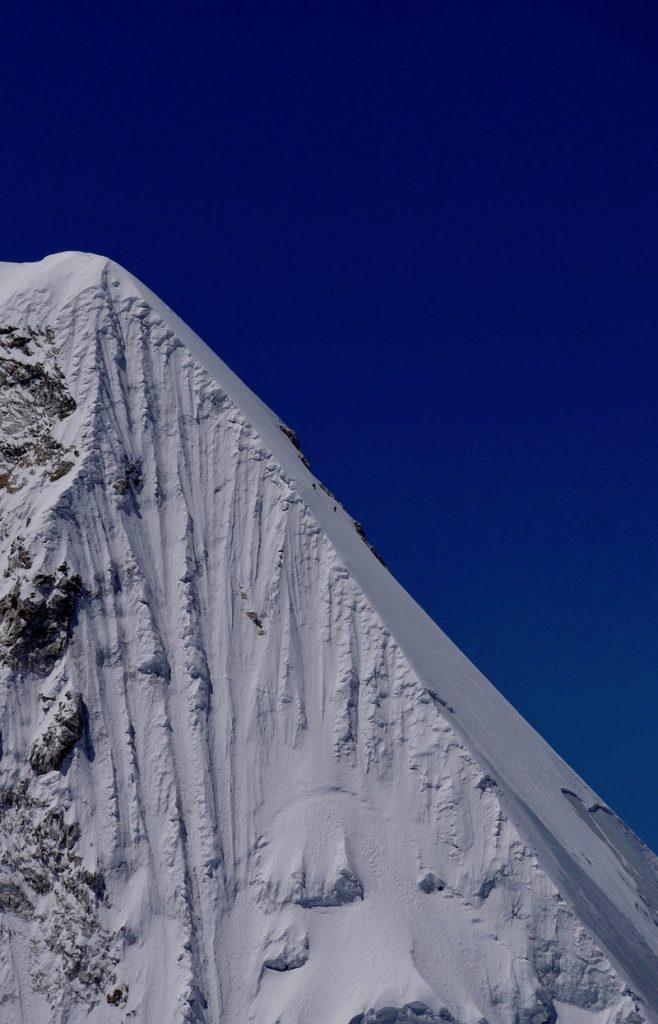la liste des sommets autorisés au Népal