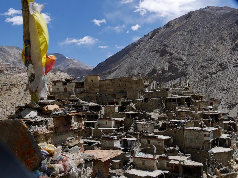 le village de phu