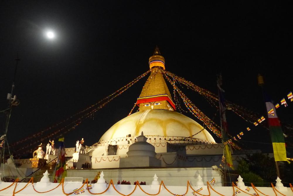 Boudhha stupa