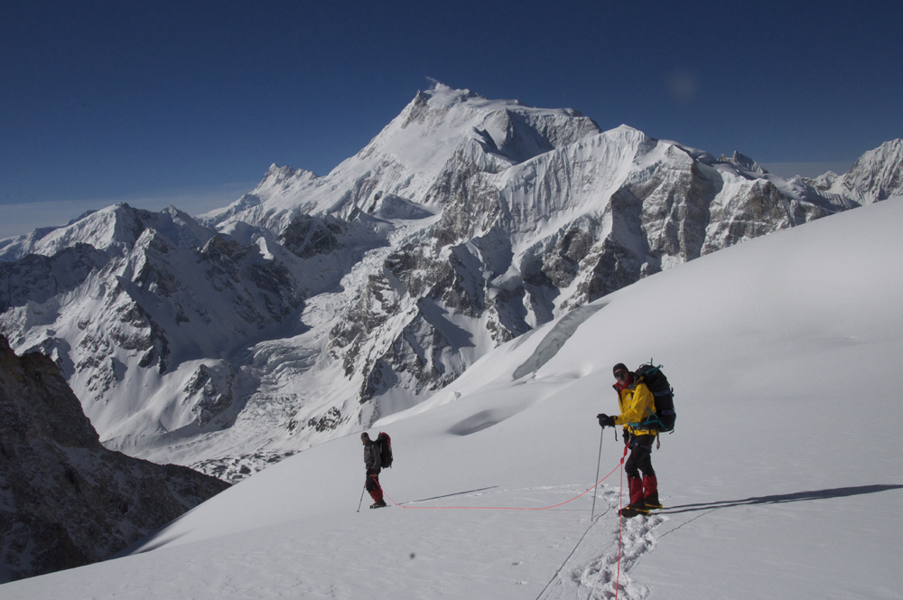 Manaslu Ski Expedition